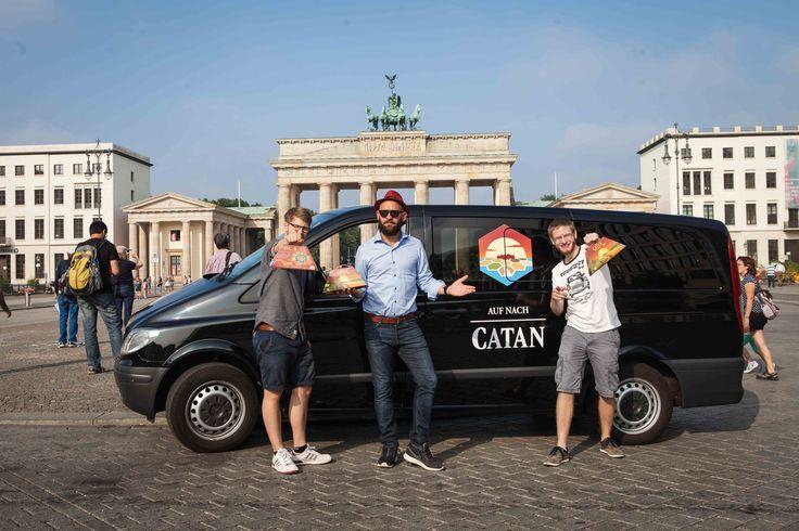 Hallo Berlin! #catan #aufnachcatan #berlin #hauptstadt #großstadtdschungle #brettspiele