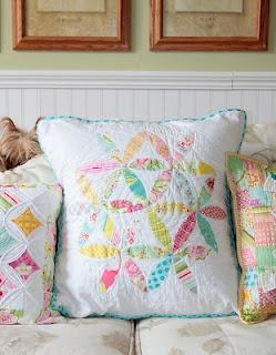 Heather Bailey pillow