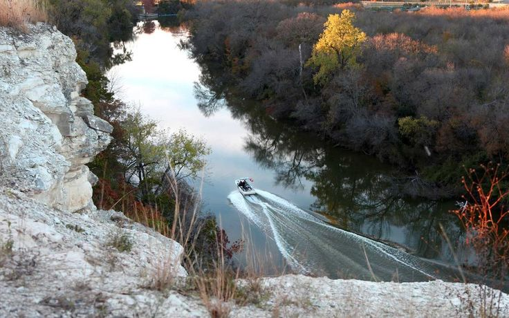 Texas — Lovers' Leap in Cameron Park  | Food & Wine