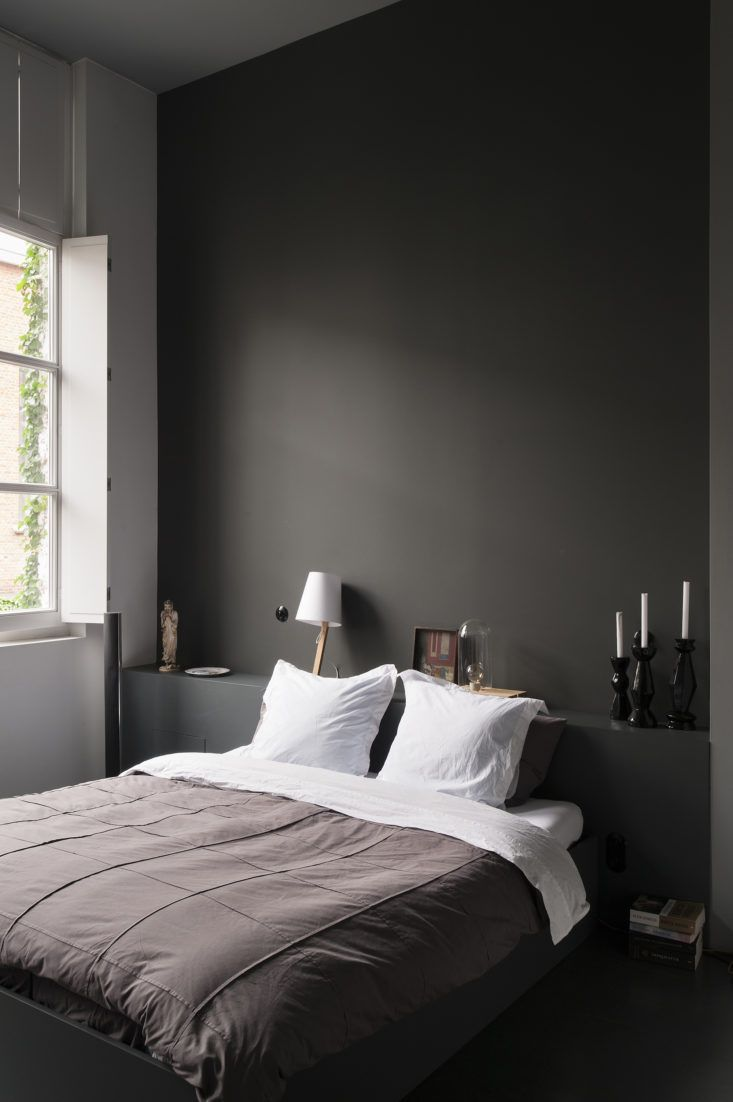 best wall colors for living room with black furniture colour schemes rooms 25+ dark bedroom walls ideas on pinterest   modern ...