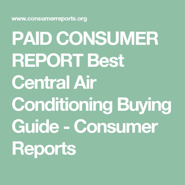 Consumer Guides: Best Air Filter Buying Guide Consumer Reports