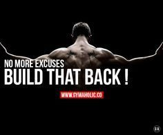 Best Back Workout For Mass And DefinitionThis workout will help you build a big and well-defined back. A workout composed of the best compound exercises in order to get a massive and V-Shaped back. #vitaminB #tagforlikes #followback #vitaminA #animals