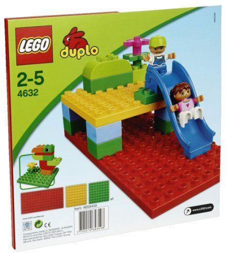 LEGO Duplo Steine & Co. 4632 - Bauplatten-Set Lego http://www.amazon.de/dp/B005KIQT52/ref=cm_sw_r_pi_dp_FIPtub1CQ944V
