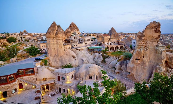 Discover the otherworldly wonders of Cappadocia on this immersive overnight tour, including flights from Istanbul. http://www.onenationtravel.com/package/2-day-cappadocia-tour-from-istanbul/  #Cappadocia #Goreme #Urgup #Vacations #Travel #Tour