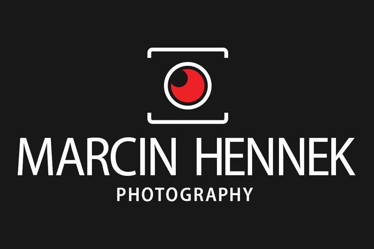 2015, Logo for photographer Marcin Hennek,  webgrafika.pl