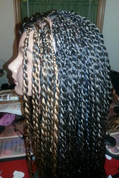 Senegalese Twists   Braids, Twist, Cornrows & Such.....   Pinterest