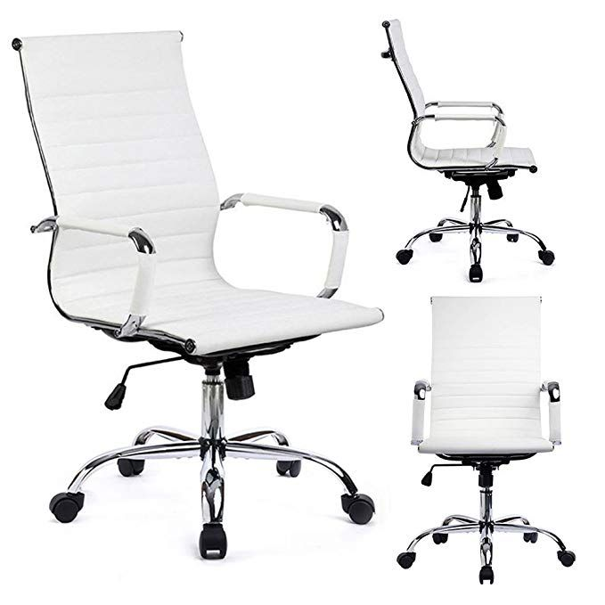 Amazon Com Gtpoffice Desk Chair Ribbed Conference Office Chair