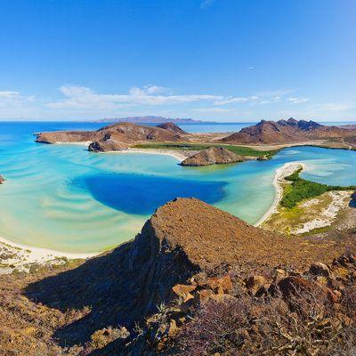 Best Beaches in Mexico: Balandra Beach, La Paz