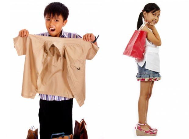 Tabel masuri haine copii