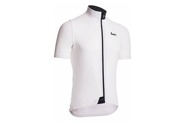 Isadore - Woolight Jersey Brigh White Men - Hot summer riding cycling jersey #cyclingmemories