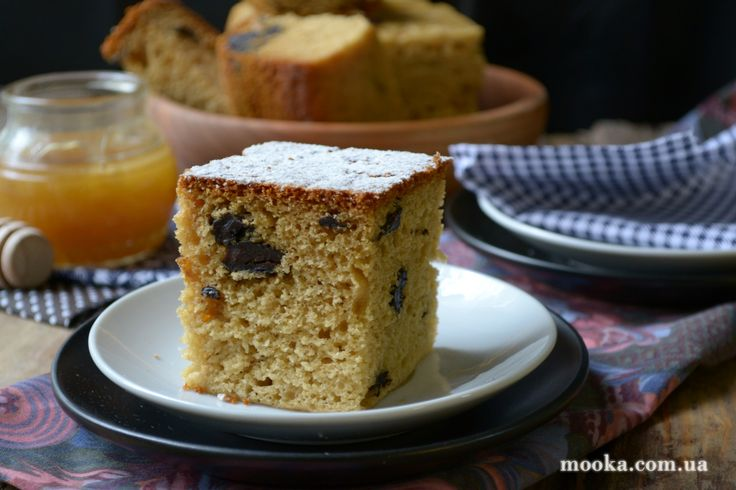 Французский деревенский пирог  с мёдом ( PANASONIC SR-TMH10  )