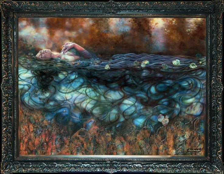 Ophelia by Kerry Darlington