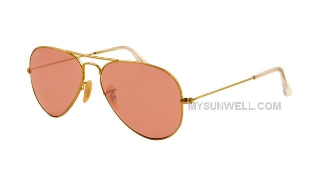 http://www.mysunwell.com/glass-181302.html RAY BAN RB3025 AVIATOR SUNGLASSES GOLD FRAME CRYSTAL PINK POLARI FOR SALE Only $25.00 , Free Shipping!