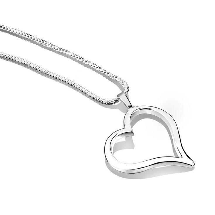 Newbridge Silverware Amour Heart Pendant. £29.50