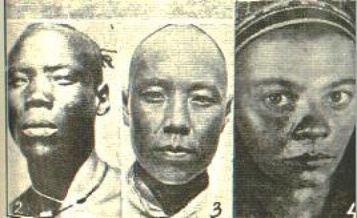 Chinese Scientist Proves The First Inhabitants Of China Were Nubian...African people!