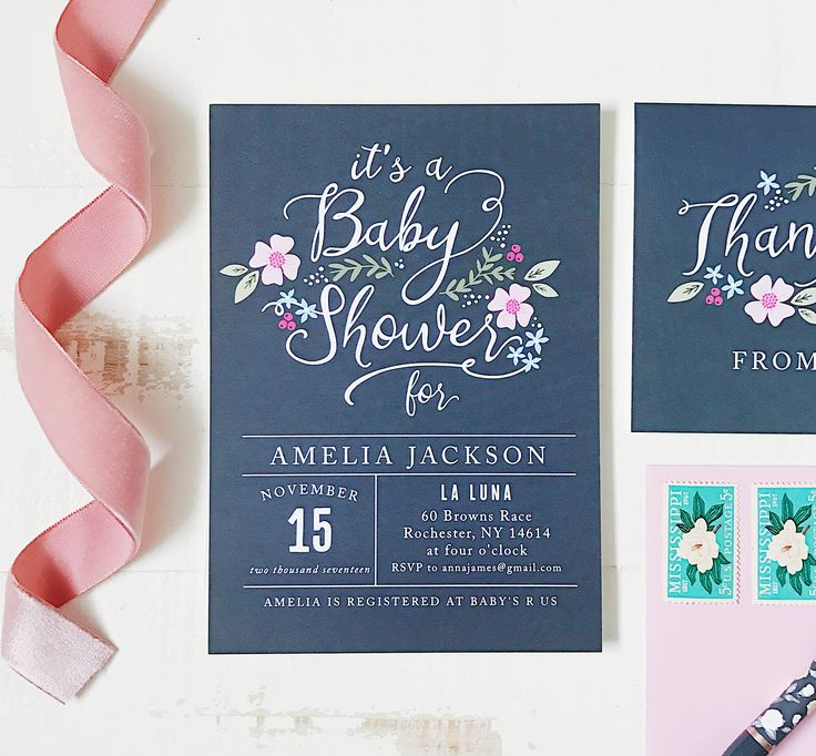 67 best Baby Shower Invitations images on Pinterest | Baby shower ...
