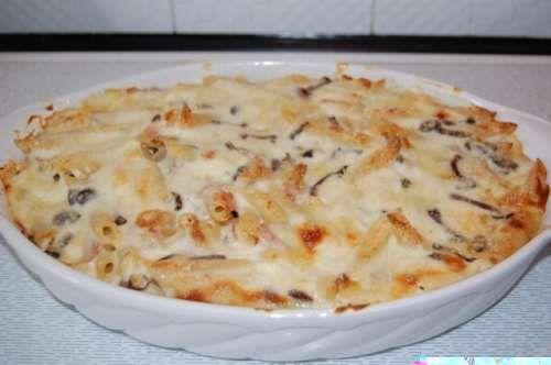 Pasta ricette Pasta al forno con besciamella