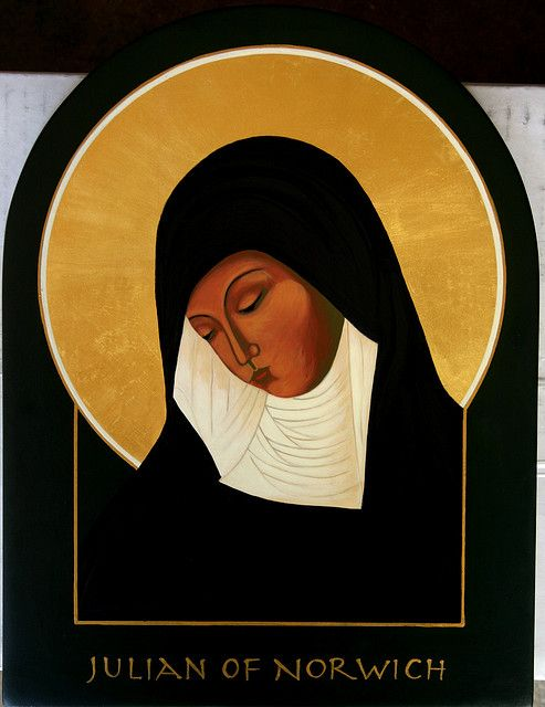 julian of norwich icon - Bing Images