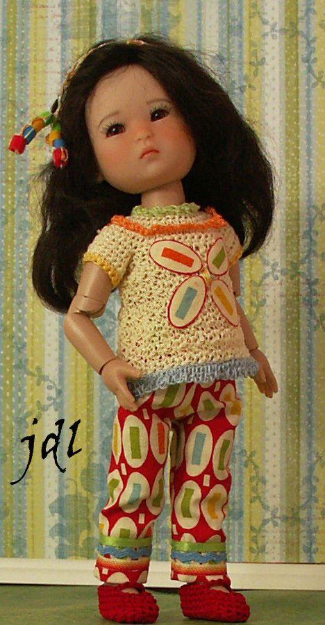 "8"" BJD Ten Ping by JDL Doll Clothes jdldollclothes.com"
