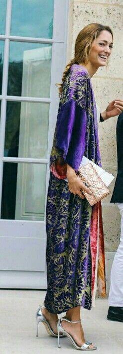 -street chic - vintage kimono.