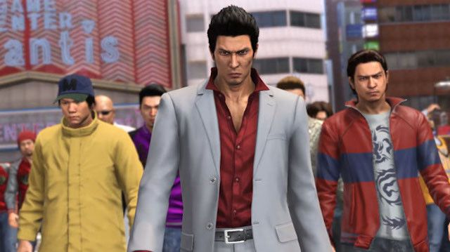 """Yakuza 6"" Delayed to April 17 in the West"