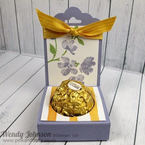 Ferrero Rocher Favour Box