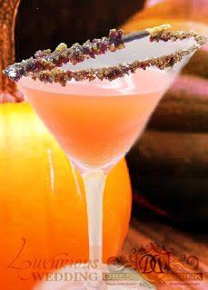 Signature Cocktail GARNISH: Pumpkin Cocktail