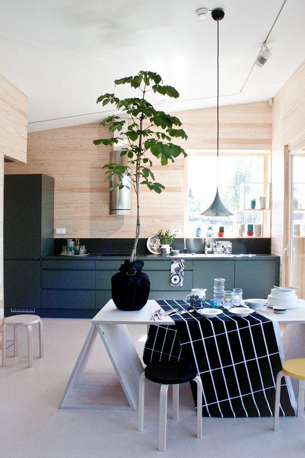 Puu on niin IN @ Asuntomessublogit / Ruutupaperilla
