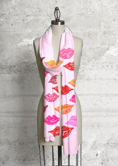 Silk Square Scarf - Cherry Blossoms by VIDA VIDA Ps5XM