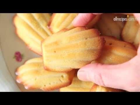 ▶ Cómo hacer magdalenas auténticas - YouTube