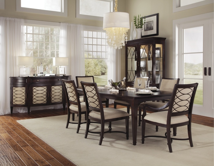 Discount A R T Furniture Intrigue Dining Room Tables Rectangular Table On Sale