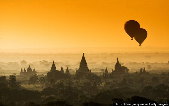 Bagan, Myanmar 19 Under-The-Radar Places In Southeast Asia That Will Actually Change Your Life