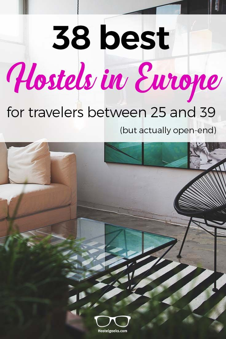 Looking for the best Hostels in Europe and the world? Welcome to the most outstanding and greatest Hostels in Europe! All these hostels in Europe are brought to you by us, the Hostelgeeks.  Certainly, we list for you all 5 Star Hostels on the old continent. Are those the best Hostels in Europe? All featured backpacker accommodations are Eco-friendly, design driven, unique, social, and working with great hostel staff! If you are into social, unique and design accommodations, this is your…