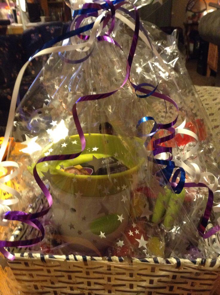 My donation to the Kinnette Club of Pembroke for their Basket Auction :)  www.jenniferrenauld.velata.ca