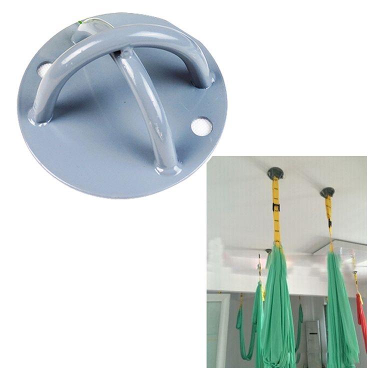 Multifunction Yoga hammock Hook turnbuckle Yoga Pull rope U Type Hanging Scaffold sandbags fixed buckle Hanger BS
