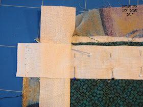 Chriss-Cross stitchting & quilting: RAND MET VERSTEKHOEKEN