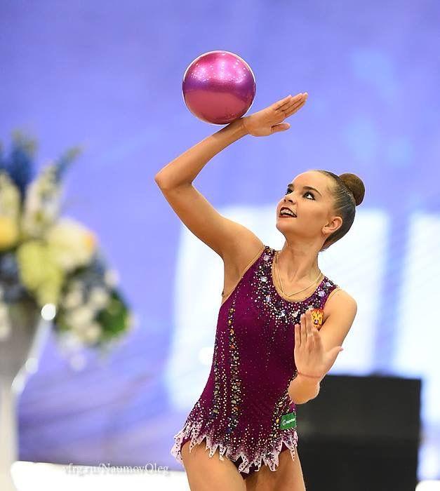Dina AVERINA ~ Ball @ Russian National Championship 2017 in Penza Photographer Oleg Naumov.