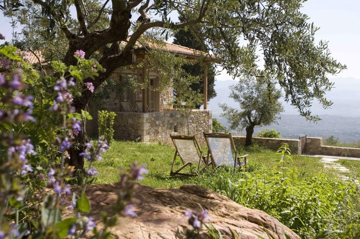 Mazaraki Guesthouse - Mystras, Lakonia