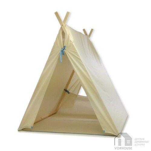 Детская палатка-домик  Палатка-домик - универсальное жилище для вашего малыша. Детские палатки-домики можно установить как в комнате ребенка, так и на дачном участке для защиты от солнца. Дети с удовольствием примут участие в установке и помогут маме и папе в строительстве своего домика.  Палатка «ПРИВАЛ» собирается за 15 минут и весит всего 2 кг - поэтому ее удобно брать с собой в поездки. Для компактного хранения палатки прилагается специальный чехол.  ...