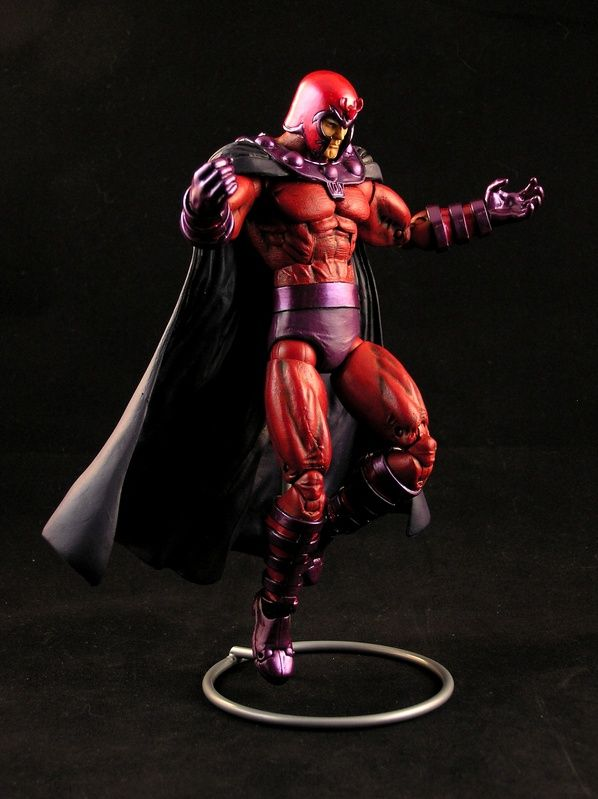 Magneto from Anthony's Custom Action Figures
