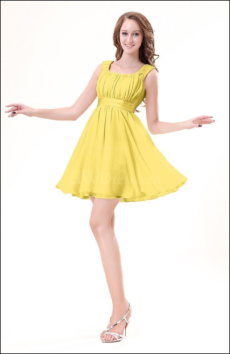 Yellow Dress for Wedding Guest - Wedding Dresses for Fall Check more at http://svesty.com/yellow-dress-for-wedding-guest/