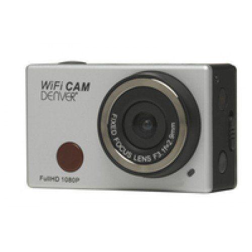 Denver AC-5000W MK2 Full HD Action Cam mit WiFi inkl. wasserdichtem Gehäuse