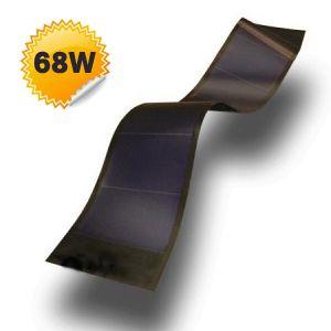 Panneau solaire souple 68W