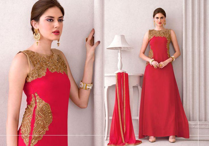 Bollywood Indian Salwar Suit Partydress Anarkali Designer Ethnic Pakistani 2108…
