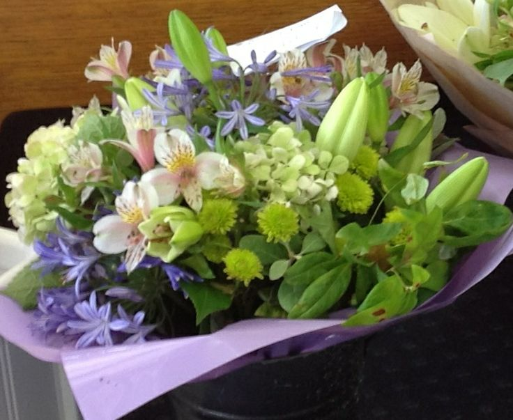 Lovely Mixed Flowers bunches and Posy's