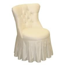 perfect chair for my vanity..
