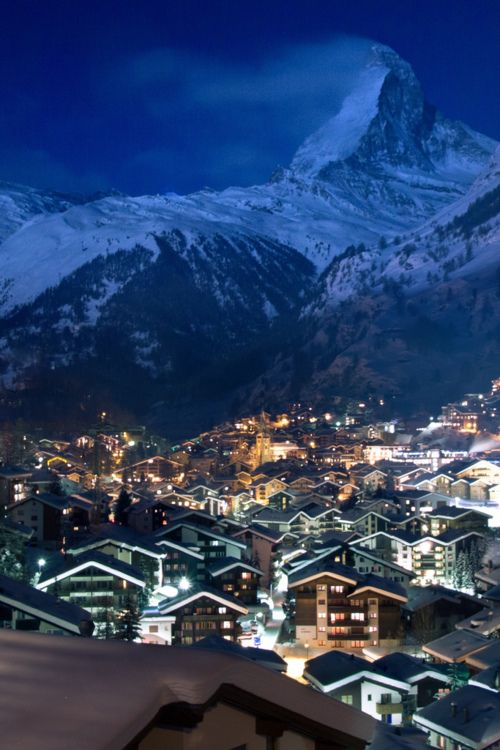 Zermatt, Canton of Valais, Switzerland.