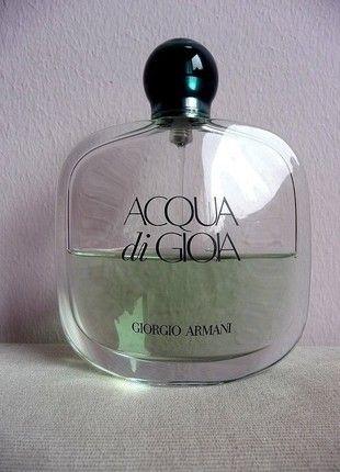Kup mój przedmiot na #vintedpl http://www.vinted.pl/kosmetyki/perfumy/10890171-acqua-di-gioia-giorgio-armani-100-ml-edp-perfumy-woda-perfumowana-oryginalne-tanio