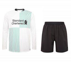 Liverpool 2017-18 Season Away LS Kit