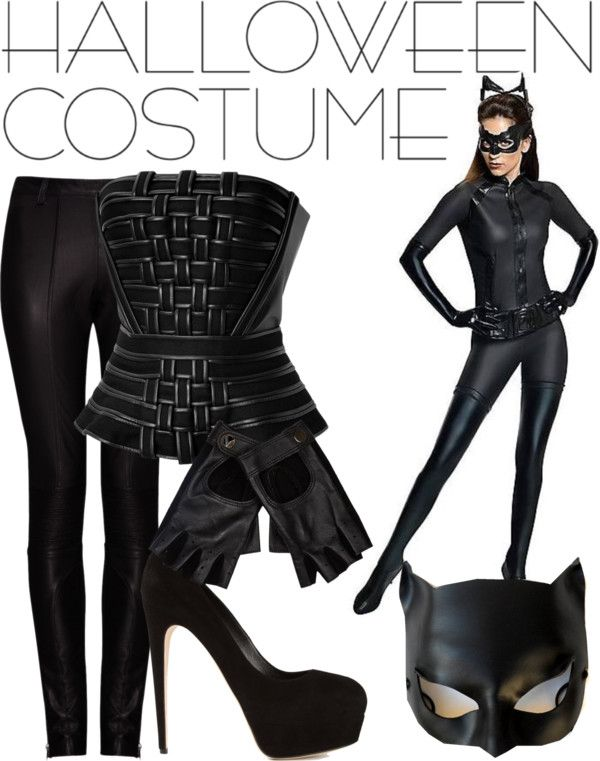 """""""Halloween Costume"""" by kateline7 ❤ liked on Polyvore"""